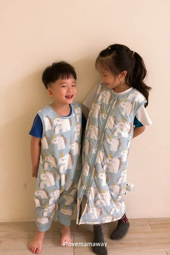 Temp. Balance Sleep Suit 0.5-2.5 Tog